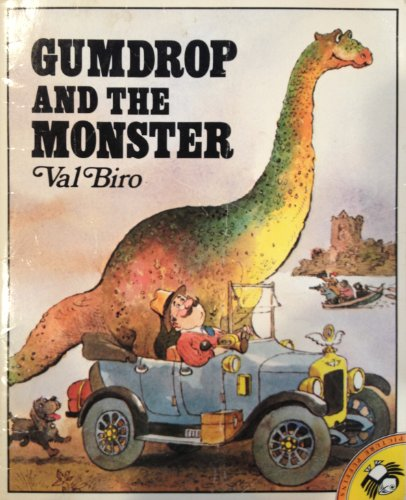 9780140505825: Gumdrop and the Monster (Picture Puffin)