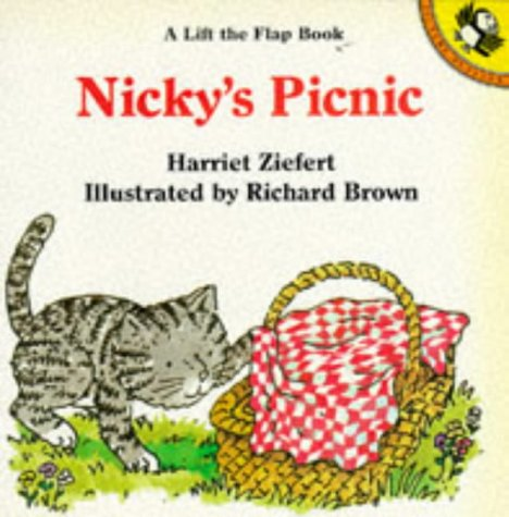 9780140505849: Nicky's Picnic (Picture Puffin)