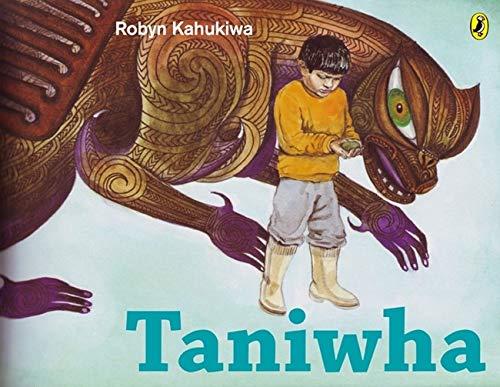 9780140505986: Taniwha (Picture Puffin Books)