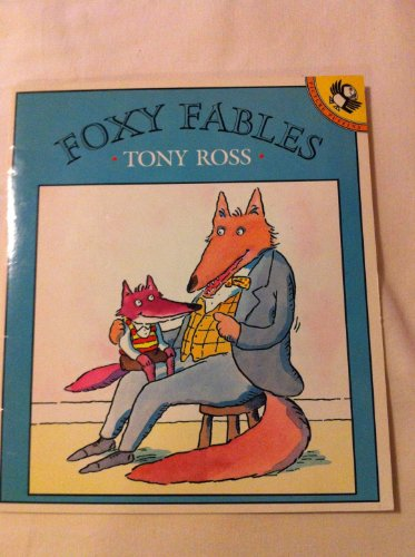 9780140506112: Foxy Fables (Picture Puffin)