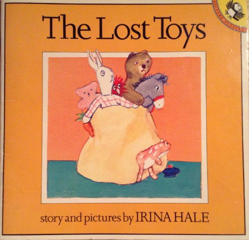 9780140506204: The Lost Toys (Picture Puffin)