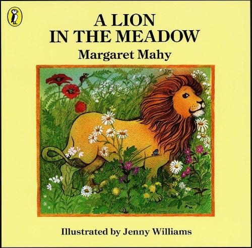 9780140506303: A Lion in the Meadow (Picture Puffin)