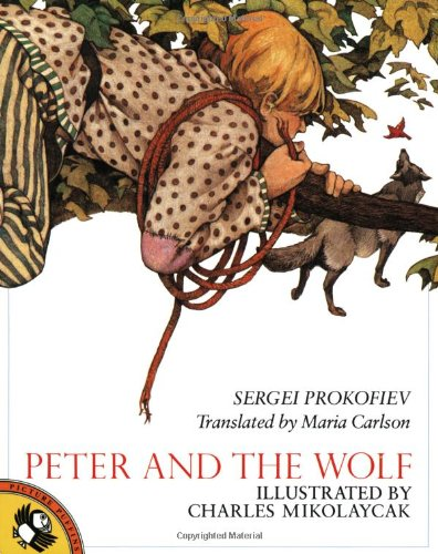 9780140506334: Peter and the Wolf