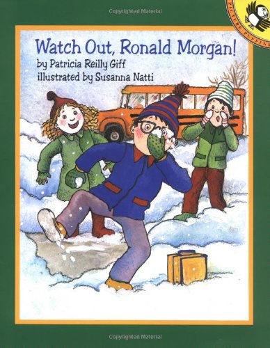 9780140506389: Watch Out, Ronald Morgan!