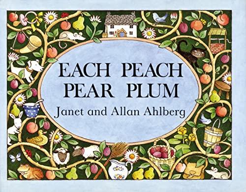 9780140506396: Each Peach Pear Plum (Picture Puffin Books)