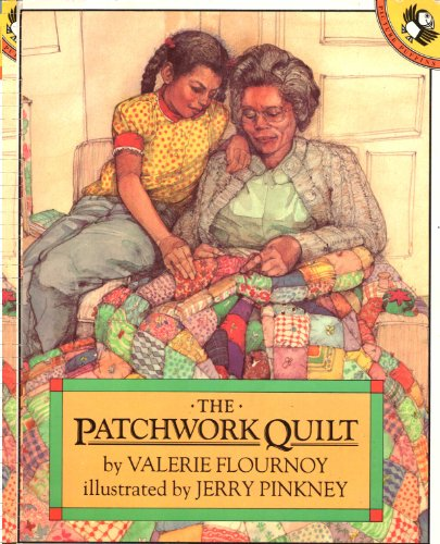 9780140506419: The Patchwork Quilt (Picture Puffin)