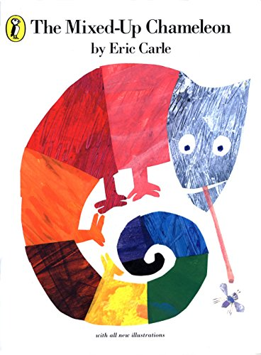 9780140506426: The Mixed-up Chameleon (Picture Puffin)