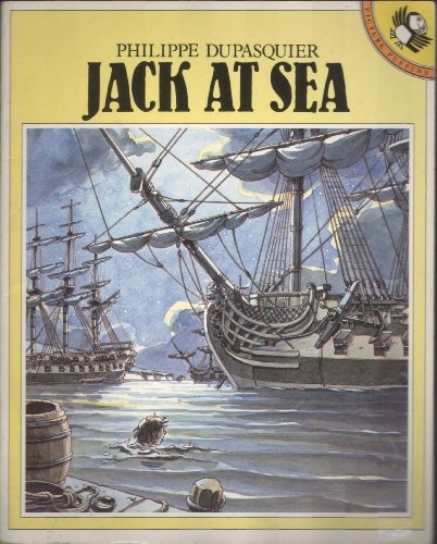 9780140506471: Jack at Sea (Picture Puffin)