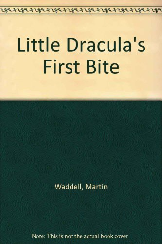 9780140506570: Little Dracula's First Bite (Picture Puffins)