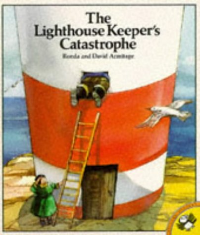 9780140506631: The Lighthouse Keeper's Catastrophe (Picture Puffin)