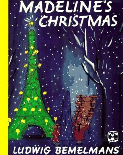 9780140506662: Madeline's Christmas (Picture Puffin)