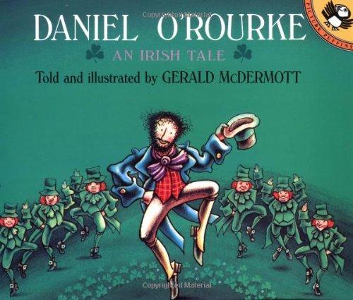 9780140506730: Daniel O'Rourke: An Irish Tale (Picture Puffins)