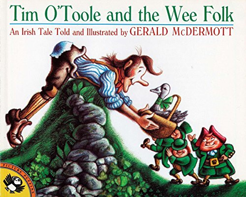9780140506754: Tim O'Toole and the Wee Folk (Picture Puffin Books)