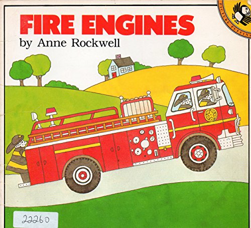 9780140506853: Fire Engines (Picture Puffin)