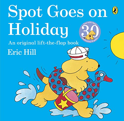 9780140506990: Spot Goes on Holiday