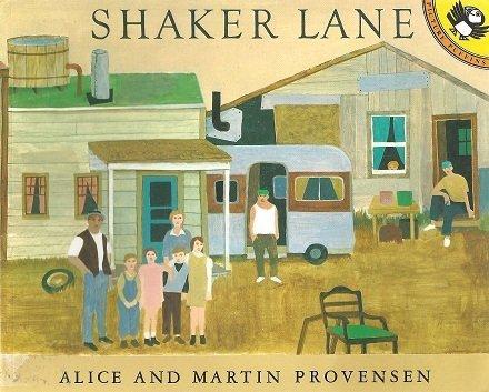 9780140507133: Shaker Lane