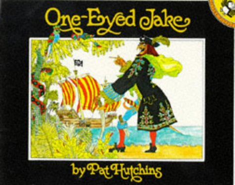 9780140507249: One-eyed Jake (Picture Puffin)