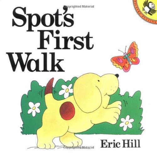 9780140507256: Spot's First Walk