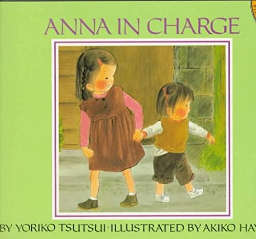 9780140507331: Anna in Charge (Picture Puffins)