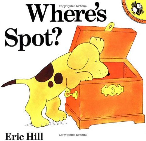 9780140507409: Where's Spot? (Picture Puffins)