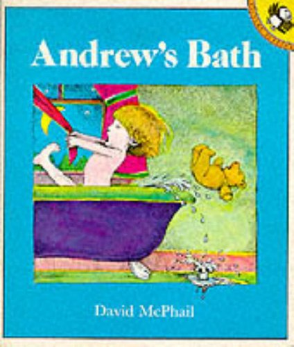 9780140507485: Andrew's Bath (Picture Puffin)