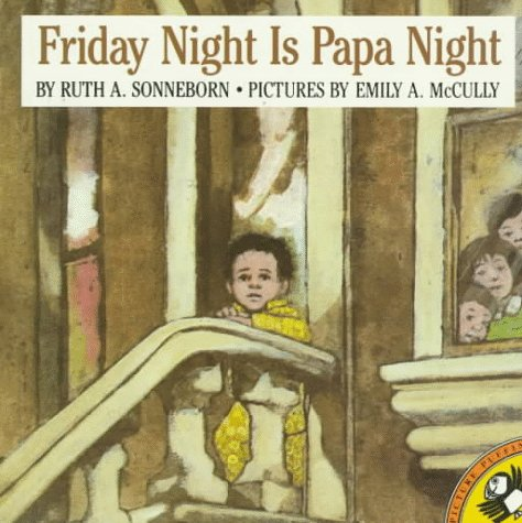 9780140507546: Friday Night Is Papa Night (Picture Puffin books)