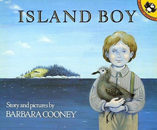 9780140507560: Cooney Barbara : Island Boy (Picture Puffins)