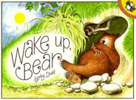 9780140507904: Wake Up, Bear (Picture Puffin)