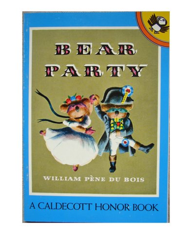 9780140507935: Bear Party (Picture Puffin books)