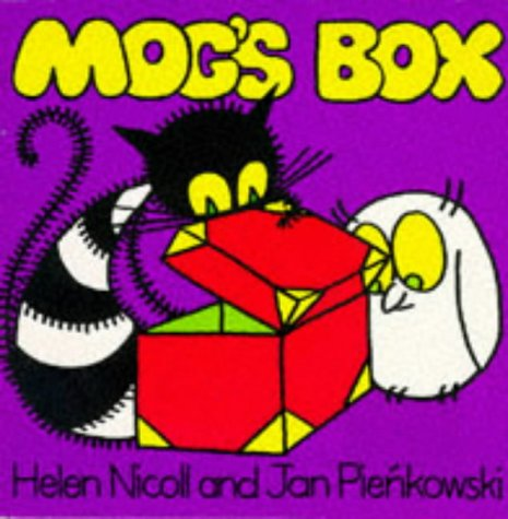 9780140507966: Mog's Box (Picture Puffin)