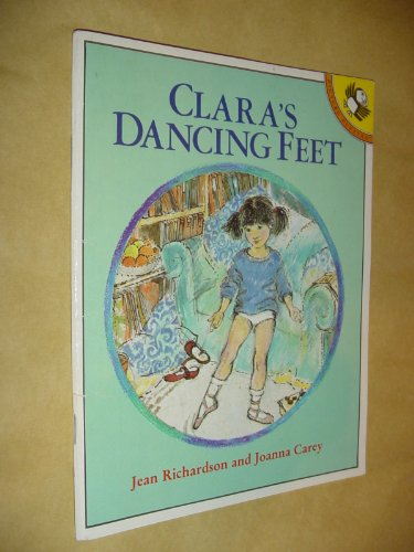 9780140508079: Clara's Dancing Feet (Picture Puffin)
