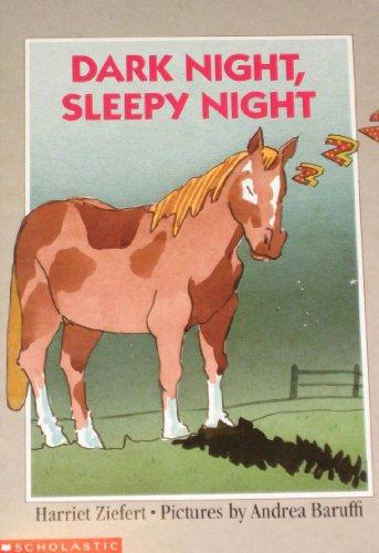9780140508123: Dark Night, Sleepy Night (Hello reading!)