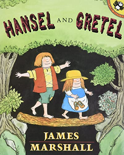 9780140508369: Hansel and Gretel (Picture Puffins)