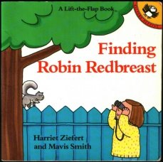 9780140508390: Finding Robin Redbreast (Picture Puffin books)
