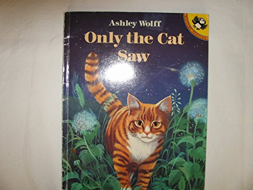 9780140508536: Only the Cat Saw (Picture Puffins)