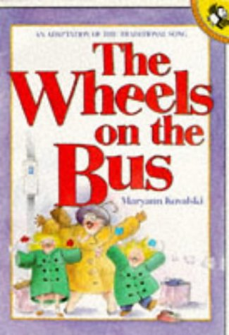 9780140508758: The Wheels on the Bus (Picture Puffin)