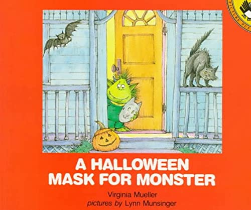 9780140508796: A Halloween Mask for Monster (Picture Puffins)
