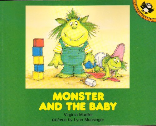 9780140508802: Monster and the Baby (Picture Puffins)