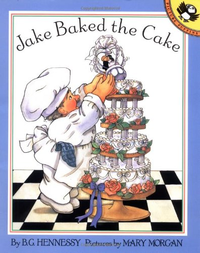 9780140508826: Jake Baked the Cake (Picture Puffins)