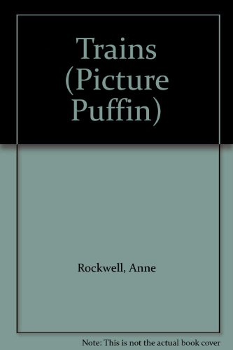 9780140508833: Trains (Picture Puffin)