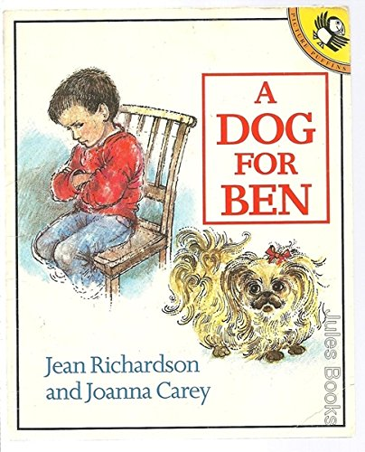 9780140508888: A Dog for Ben (Picture Puffin)