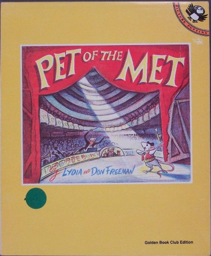 9780140508925: Pet of the Met (Picture Puffins)