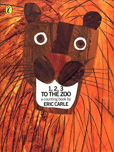 9780140509267: 1, 2, 3 TO THE ZOO: A Counting Book (Picture Puffin)