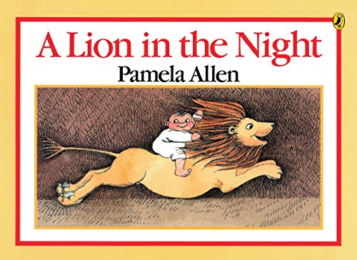 9780140509397: A Lion in the Night (Picture Puffin)