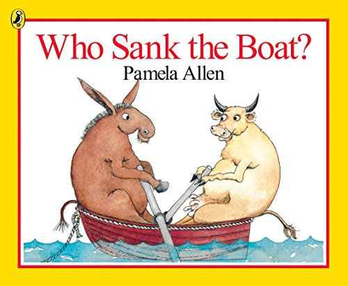 9780140509403: Who Sank the Boat?