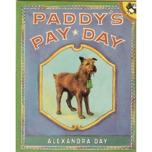 Paddy's Payday (Picture Puffins) (9780140509632) by Day, Alexandra