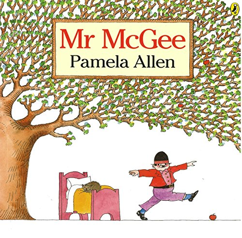 9780140509694: Mr. McGee (Picture Puffin)
