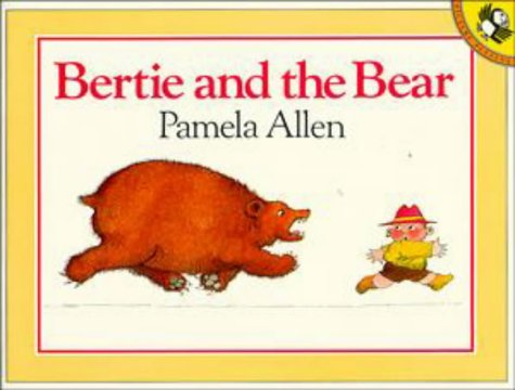 9780140509724: Bertie and the Bear (Picture Puffin)