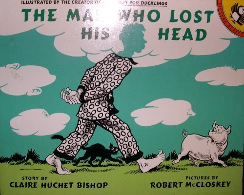 9780140509762: The Man Who Lost his Head (Picture Puffins)