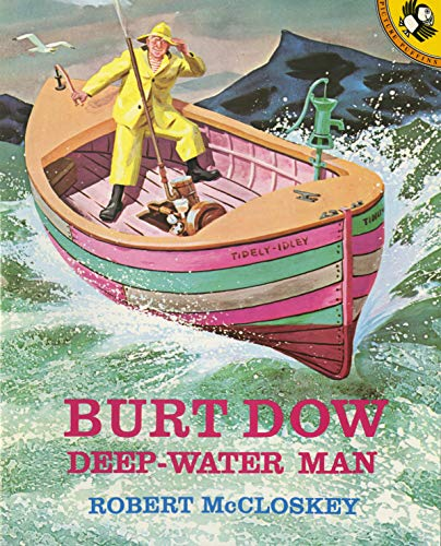 9780140509786: Burt Dow, Deep-Water Man (Picture Puffins)